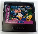 Sega GAME GEAR Deep Duck Trouble Starring Donald Duck *Cart Only*